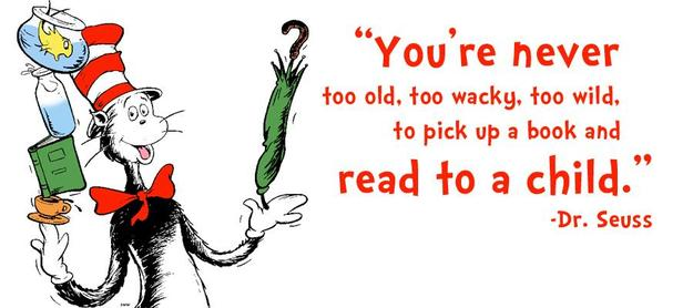 Youre Never Too Old To Read With A Child on Best Read Across America Images On Pinterest Books Dr